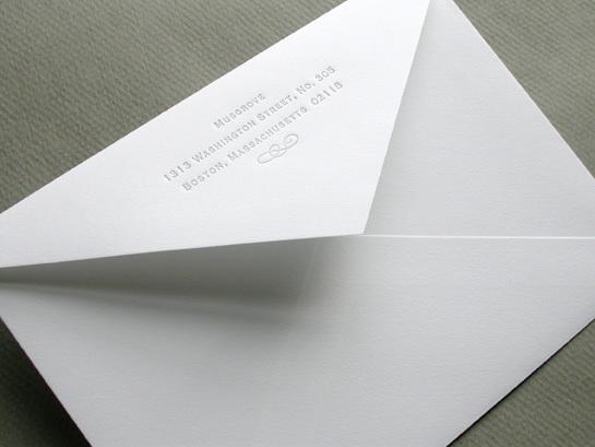 SWASH INITIAL envelope