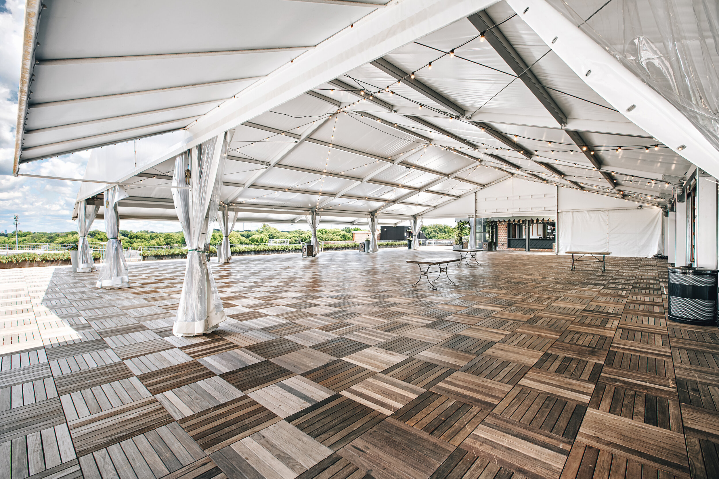 Event Venues In Atlanta Ga The Roof At Ponce City Market