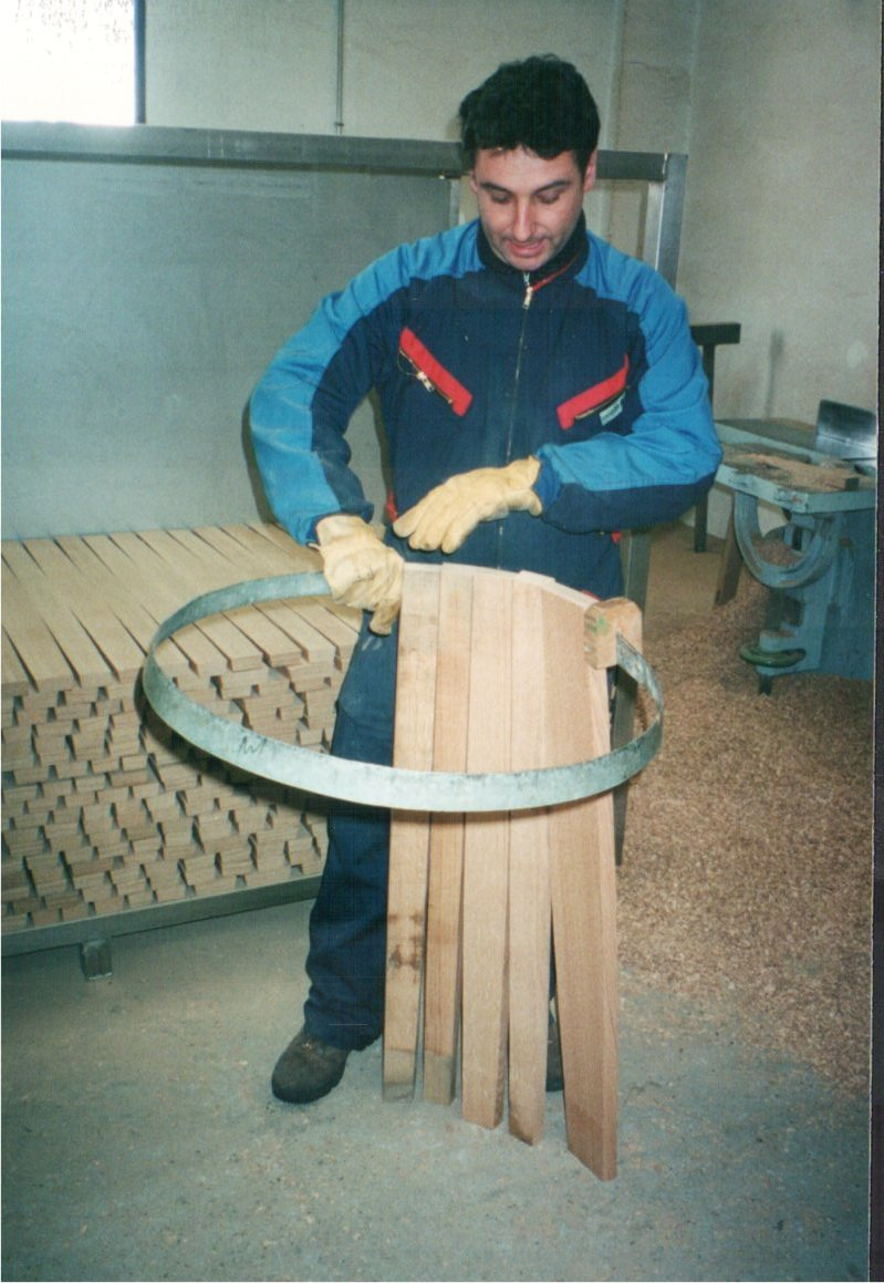 making a barrel at vega.jpg