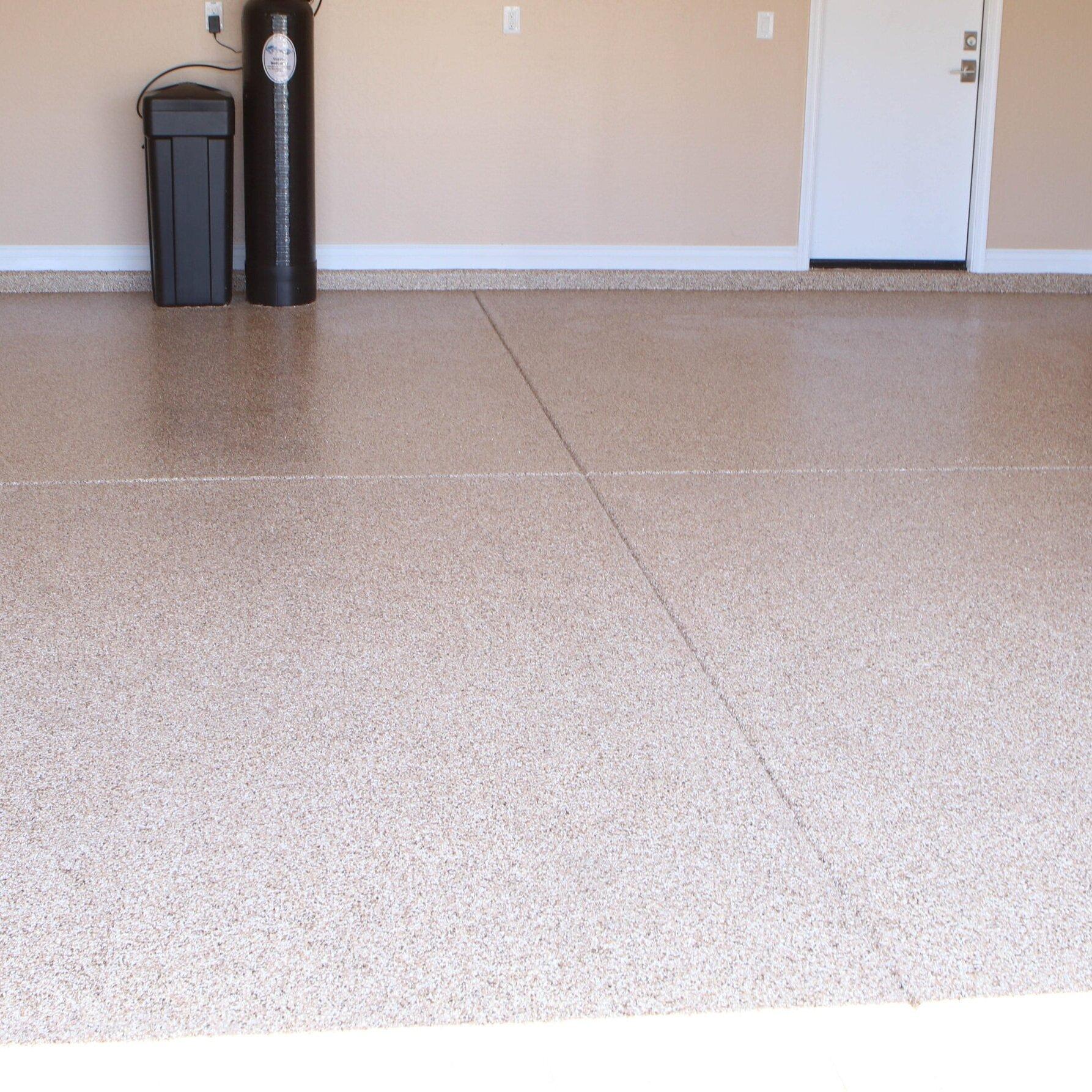 Keeping Epoxy Flooring Clean Is Easy Quick Response Garage Floor