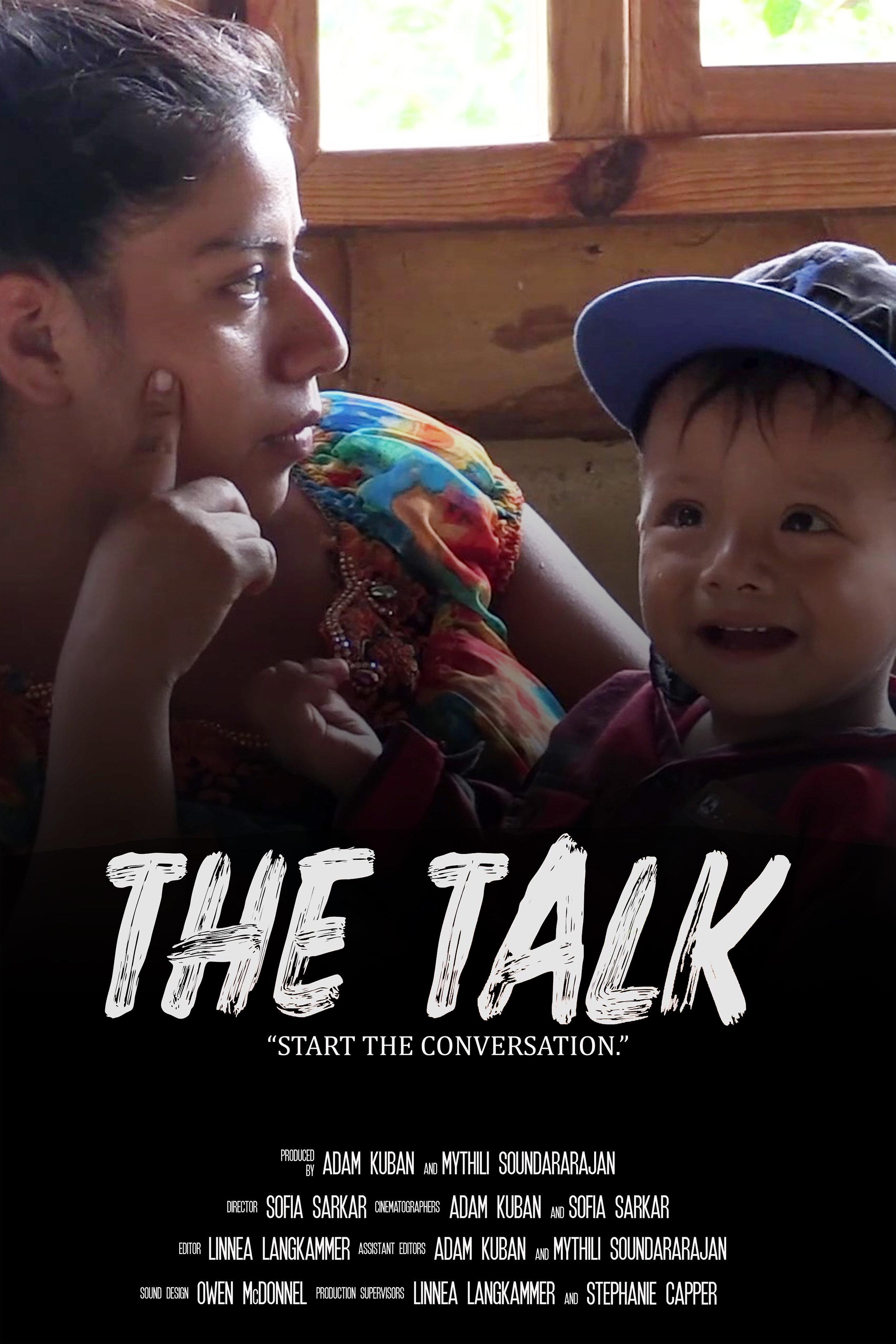 The Talk_Adam_Kuban_Film Poster.jpg