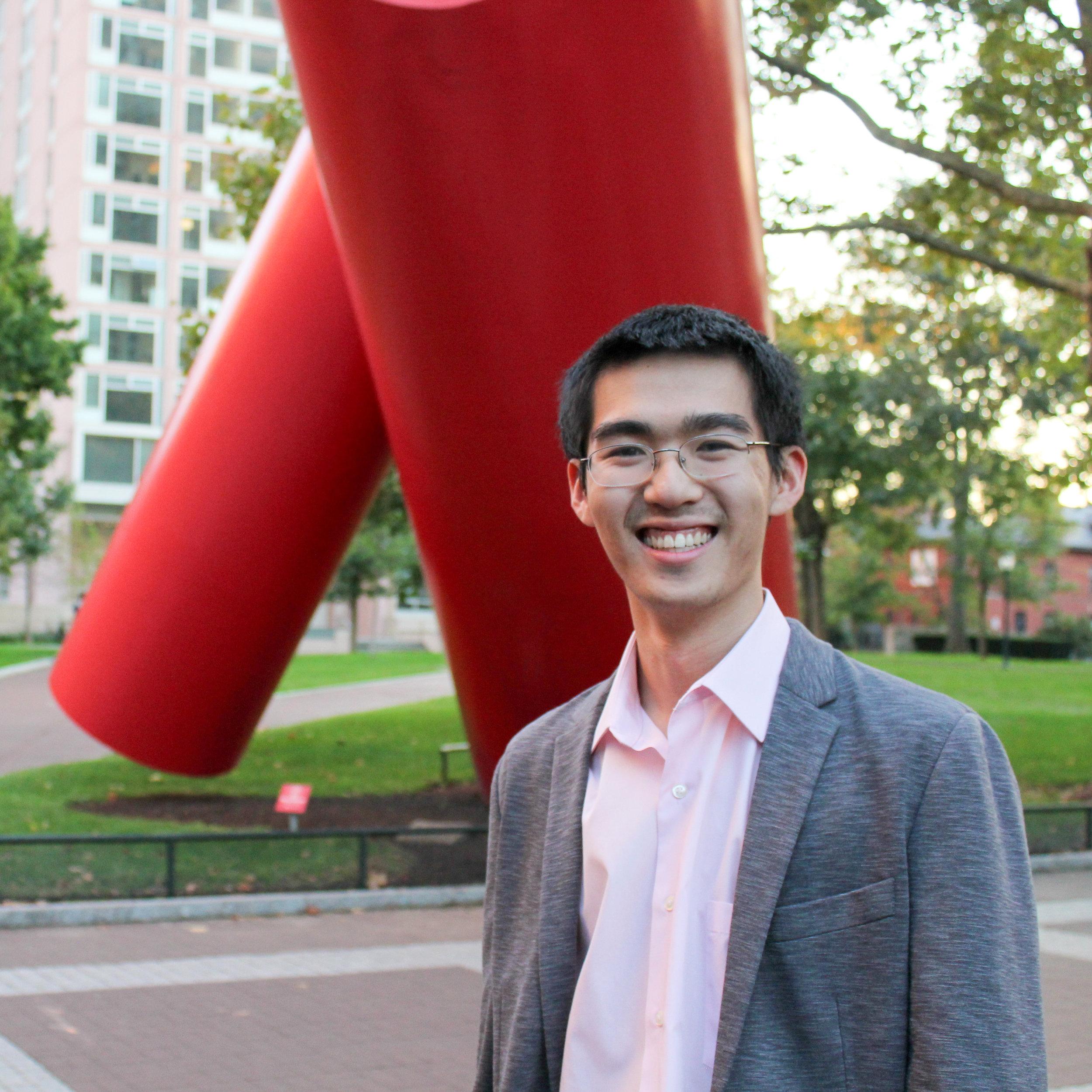 Derek Nong   Senior | Physics, Electrical Engineering | Director