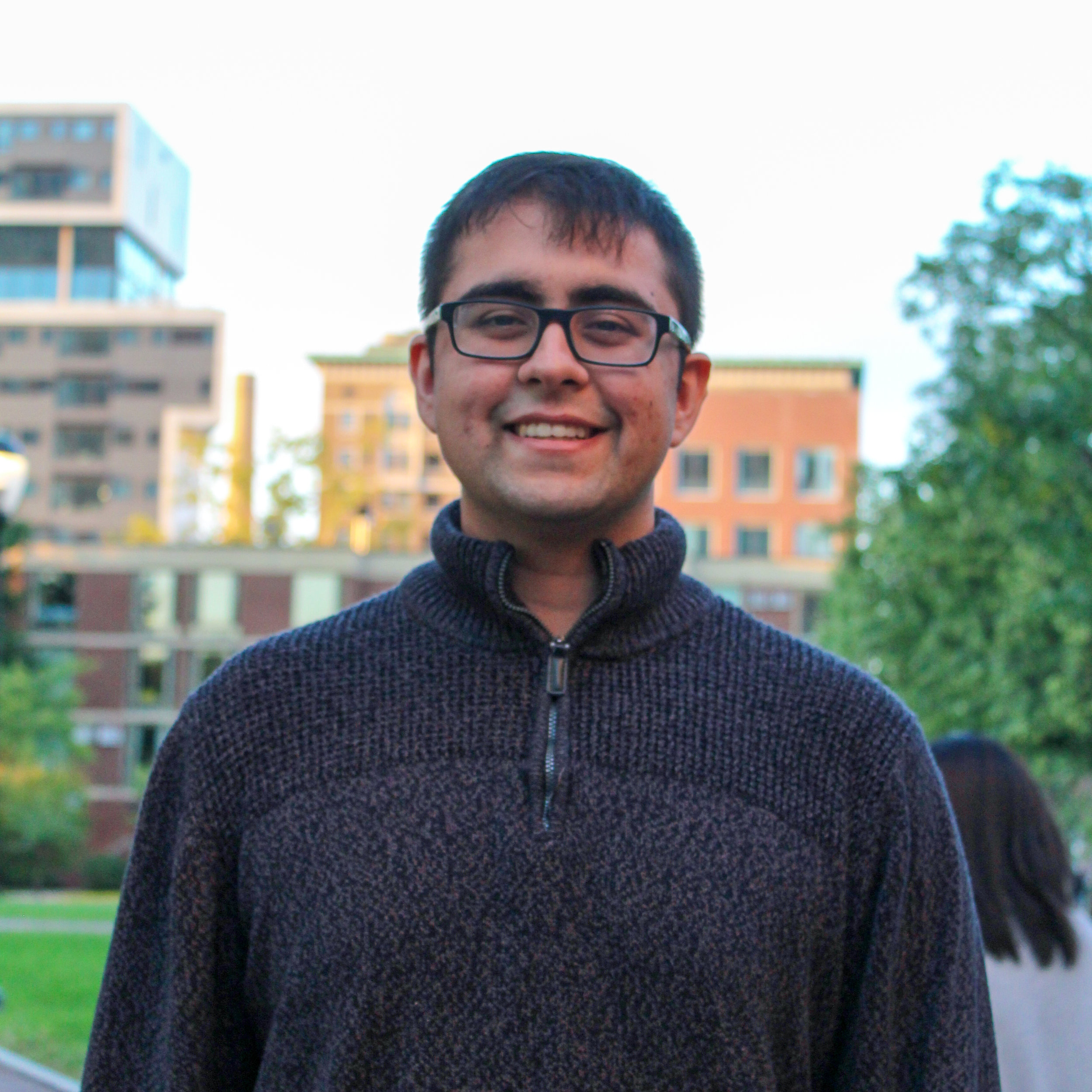 Anant Kumar   Senior | Computer Science