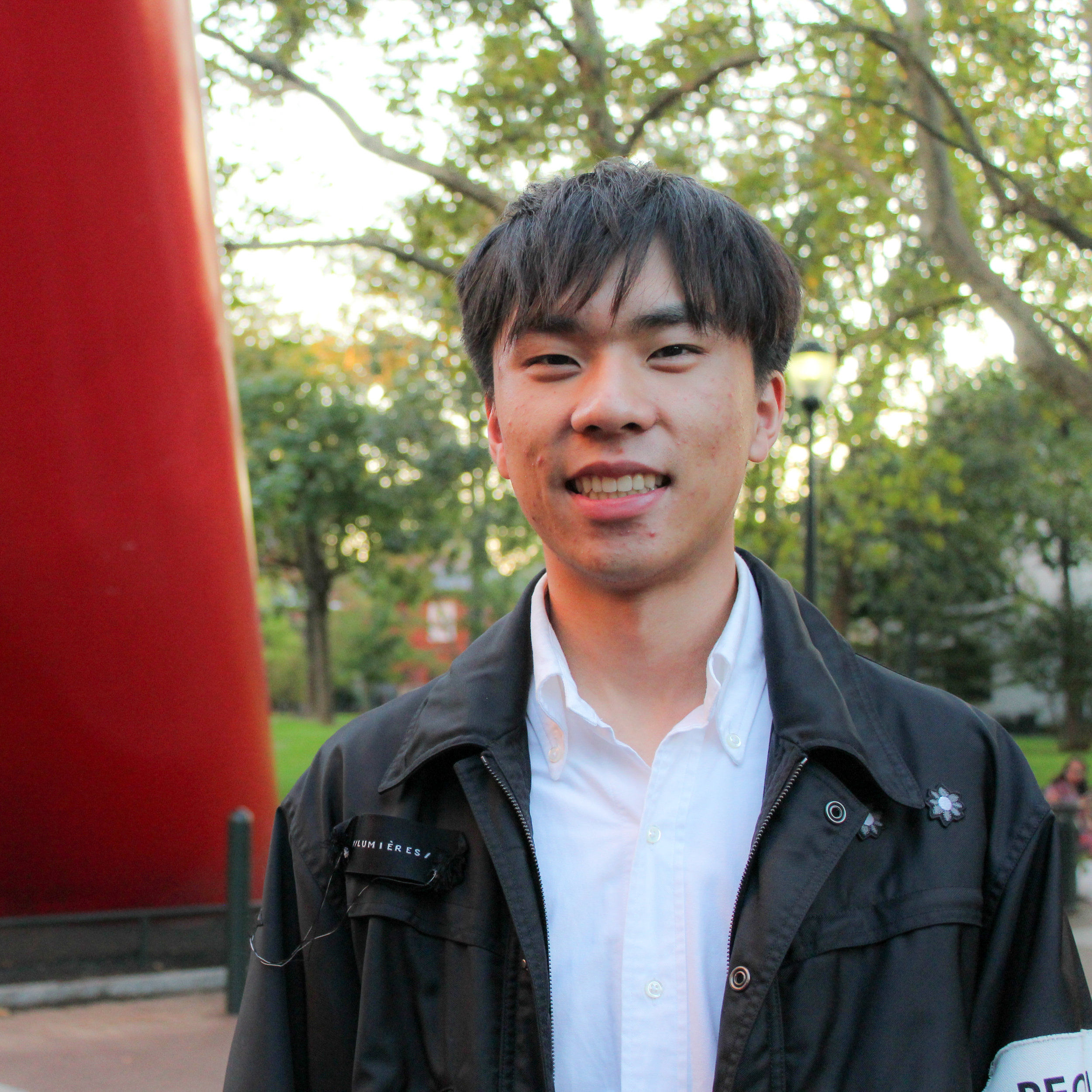 John Wu   Sophomore | Undecided | VP Internal