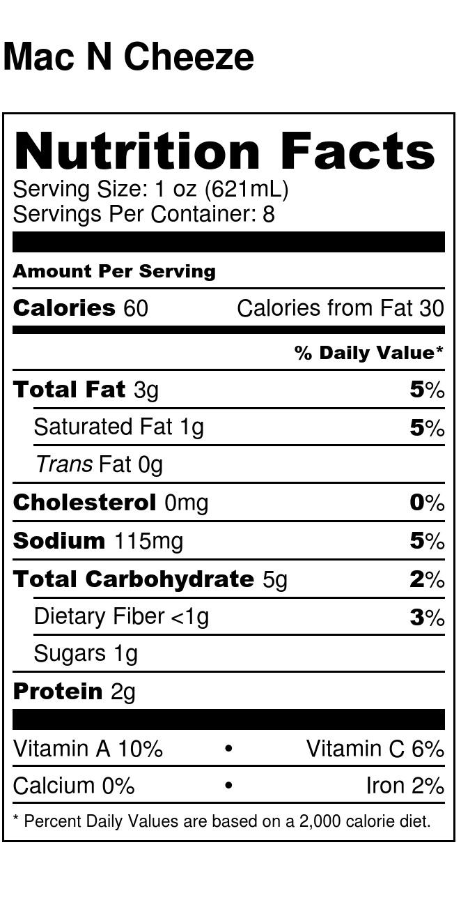 Mac N Cheeze - Nutrition Label.jpg