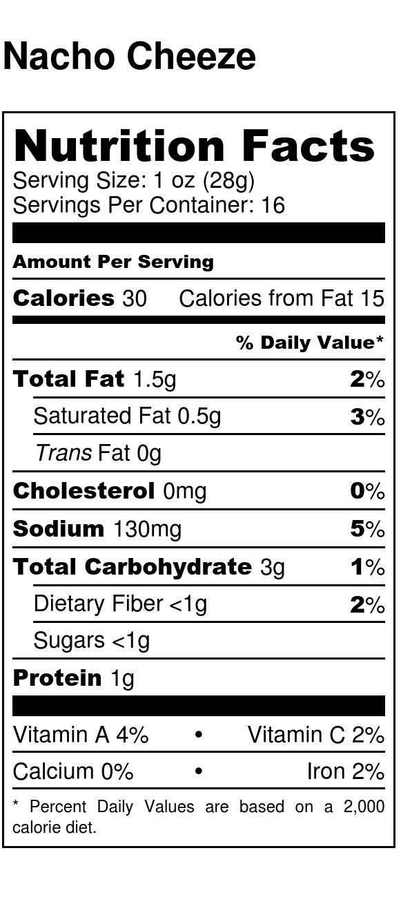 Nacho Cheeze  - Nutrition Label (2).jpg
