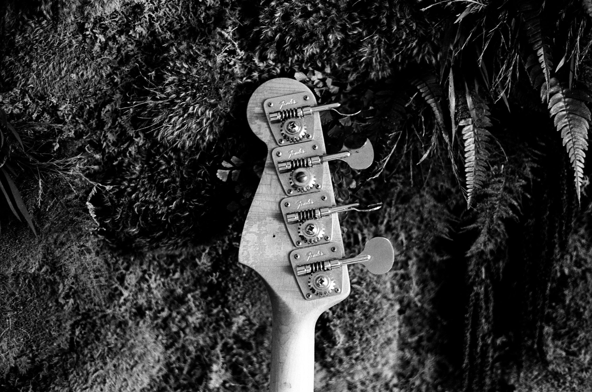 1966 Fender Jazz Bass // Moss