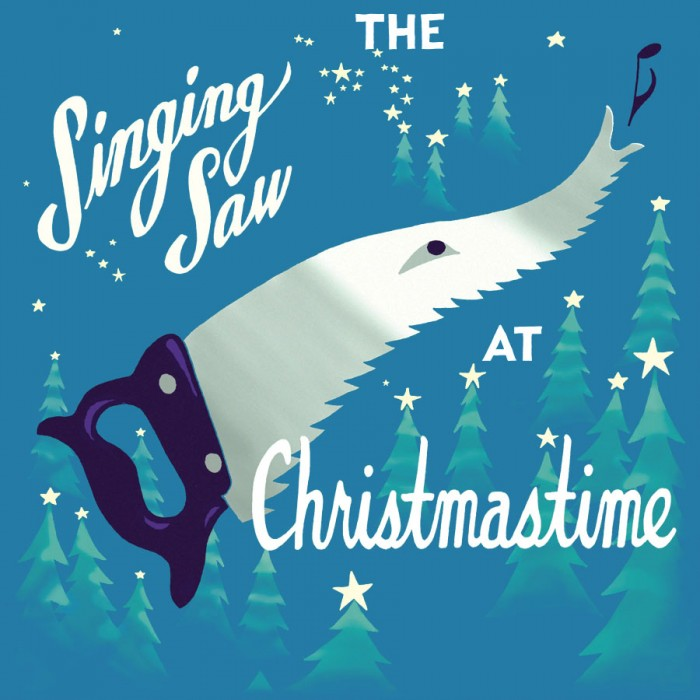 The Singing Saw at Christmastime (by Julian Koster)