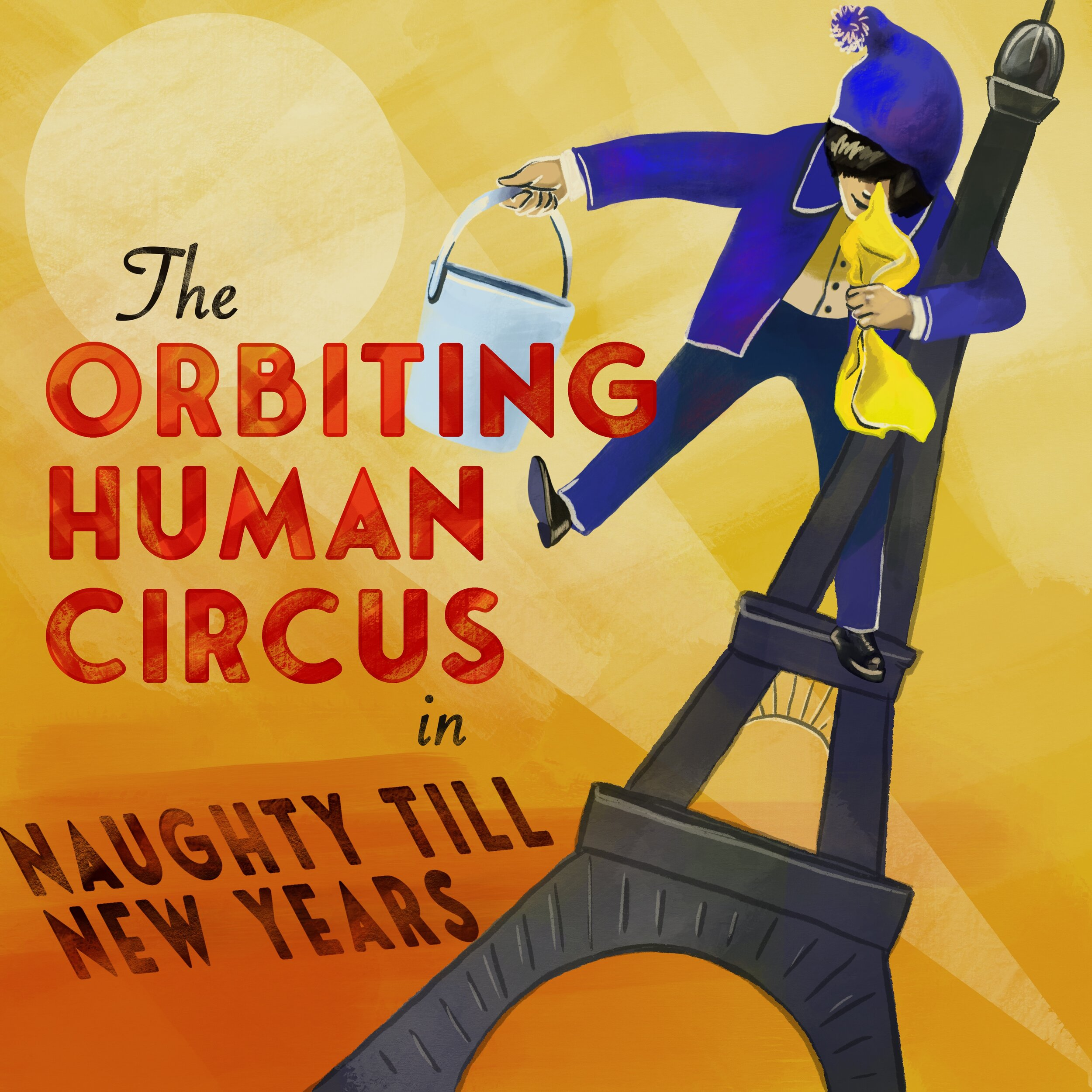 An all-new adventure from The Orbiting Human Circus. Beginning November 6, 2019. -