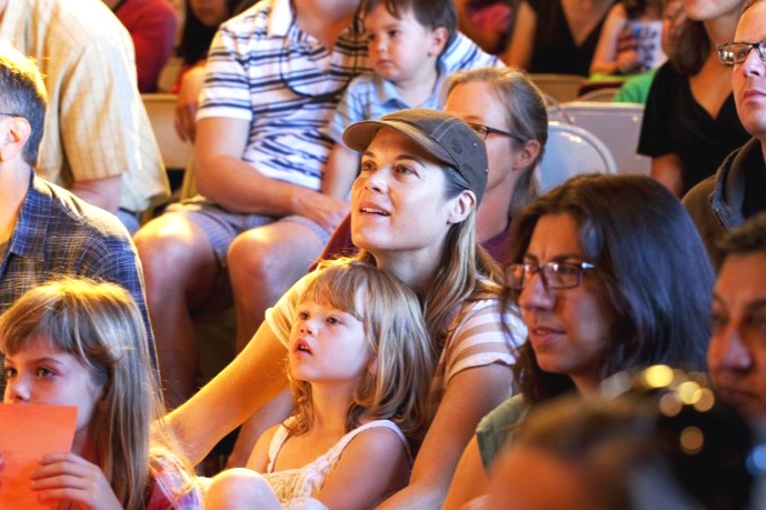 Music is for everyone! - Our MainStage, Family, and Very First concerts bring great classical music to listeners ages 3-103 all across the Bay Area. Wear blue jeans or pearls, and clap whenever you want to!Plan Your Visit