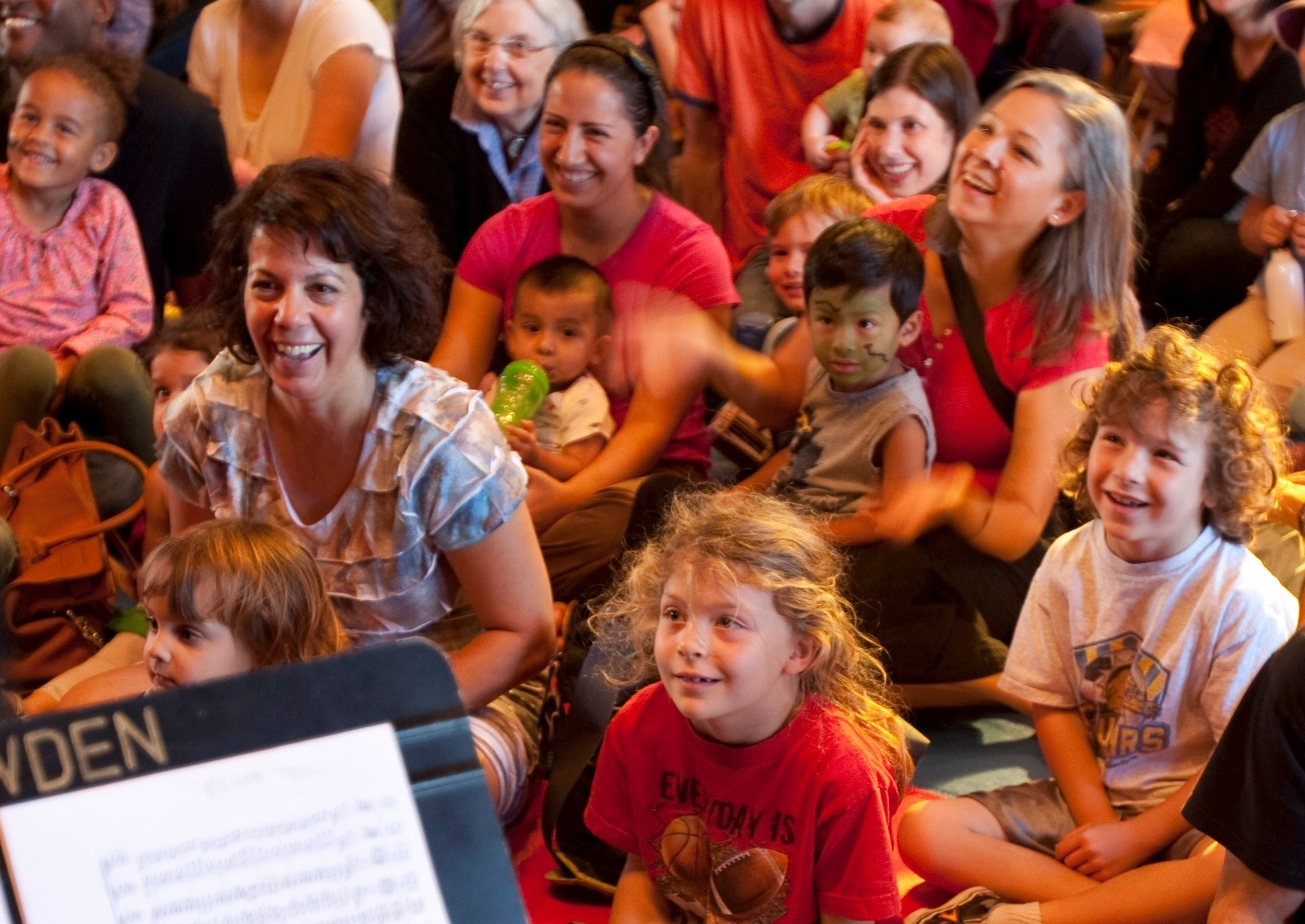 Did you say admission-free? - Absolutely! We're proud to be unique among this nation's professional orchestras, breaking down the barriers for enjoyment and appreciation of this great art.Support the SFCO