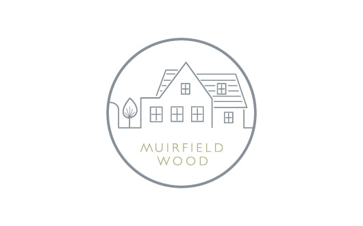 Logo Design for B&B Muirfiled Wood