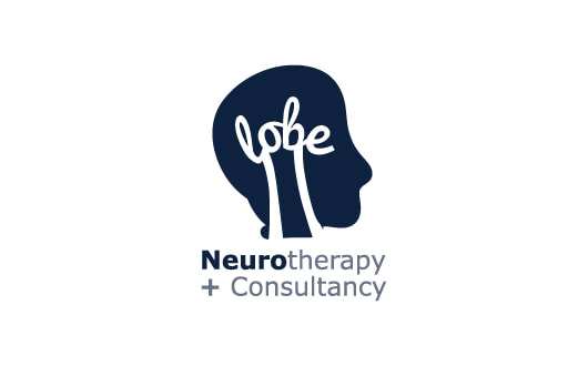 Logo and brand development for Lobe Neuro