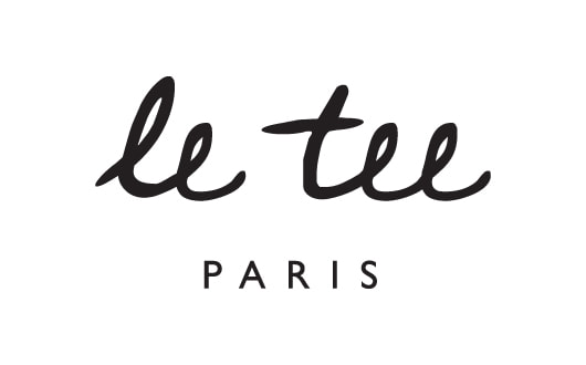 Logo design for Le Tee, Paris