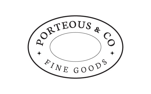 Logo Design & Branding for Porteous & Co