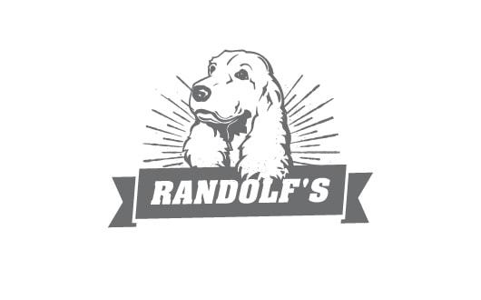 Concept logo for Randolf's