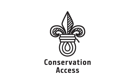 Logo design for Conservations Access