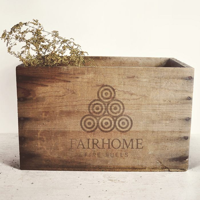 Fairhome Fire Fuels - A local start up looking for a low cost logo design to hit the ground running
