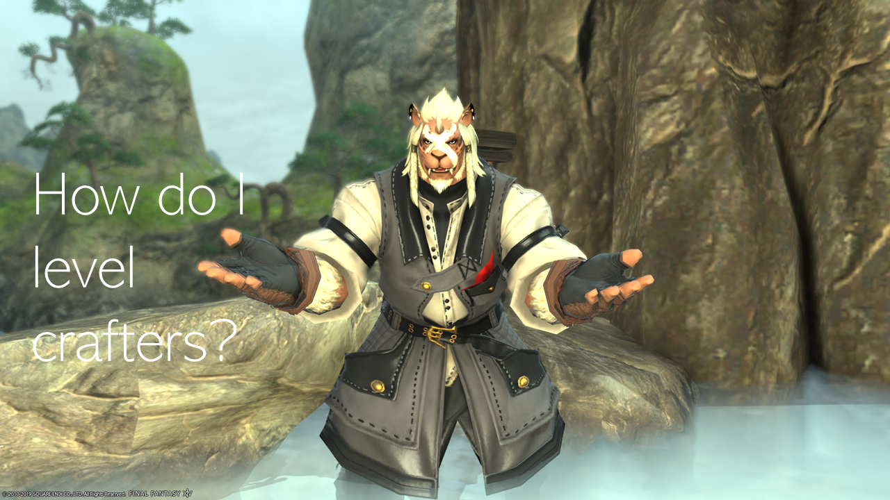 Quick Start — FFXIV Crafting & Gathering Guide