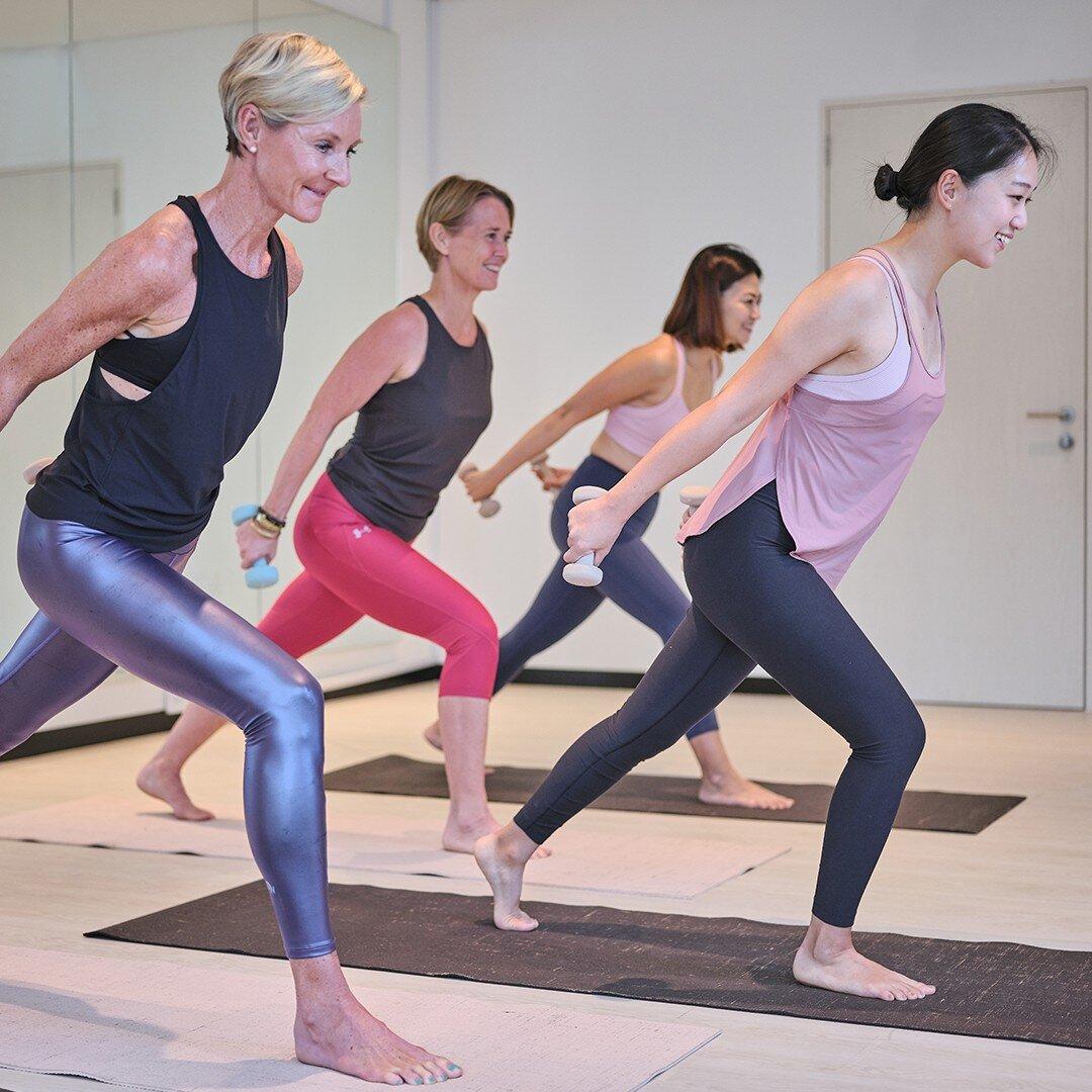 Pilates Smith -Pilates Studios Singapore