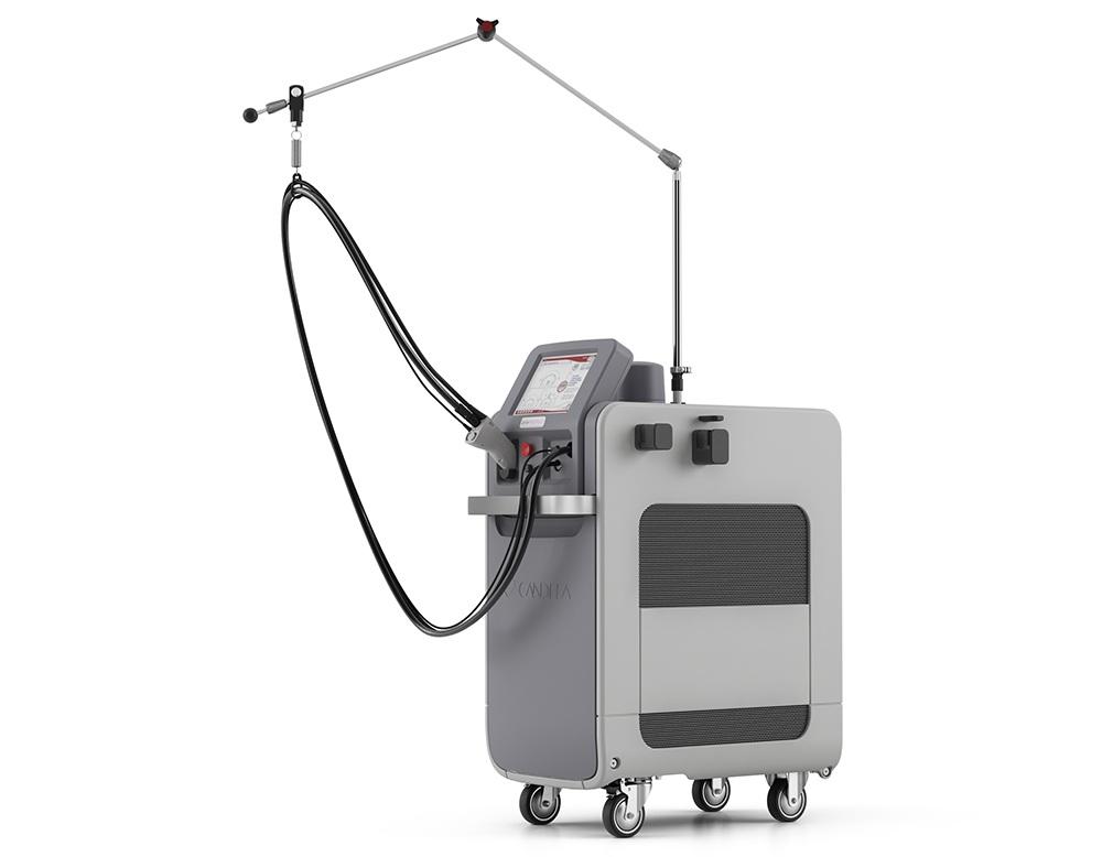 The Candela Medical GentleMax Pro Laser