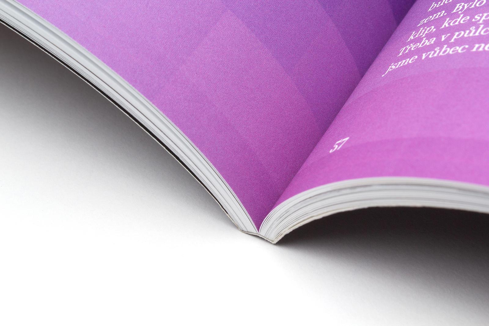 Lepená vazba brožury V2 -