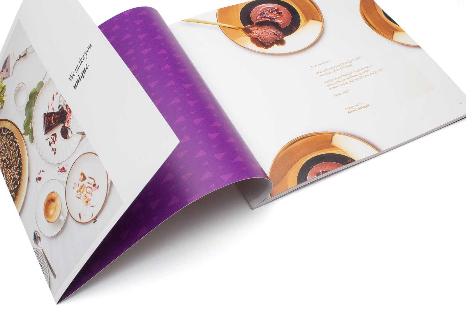 Obálka s klopami pro brožury -