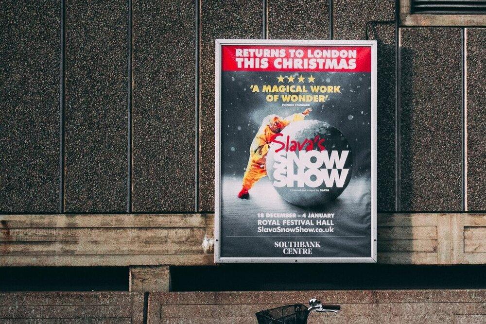 Tisk plakátů -