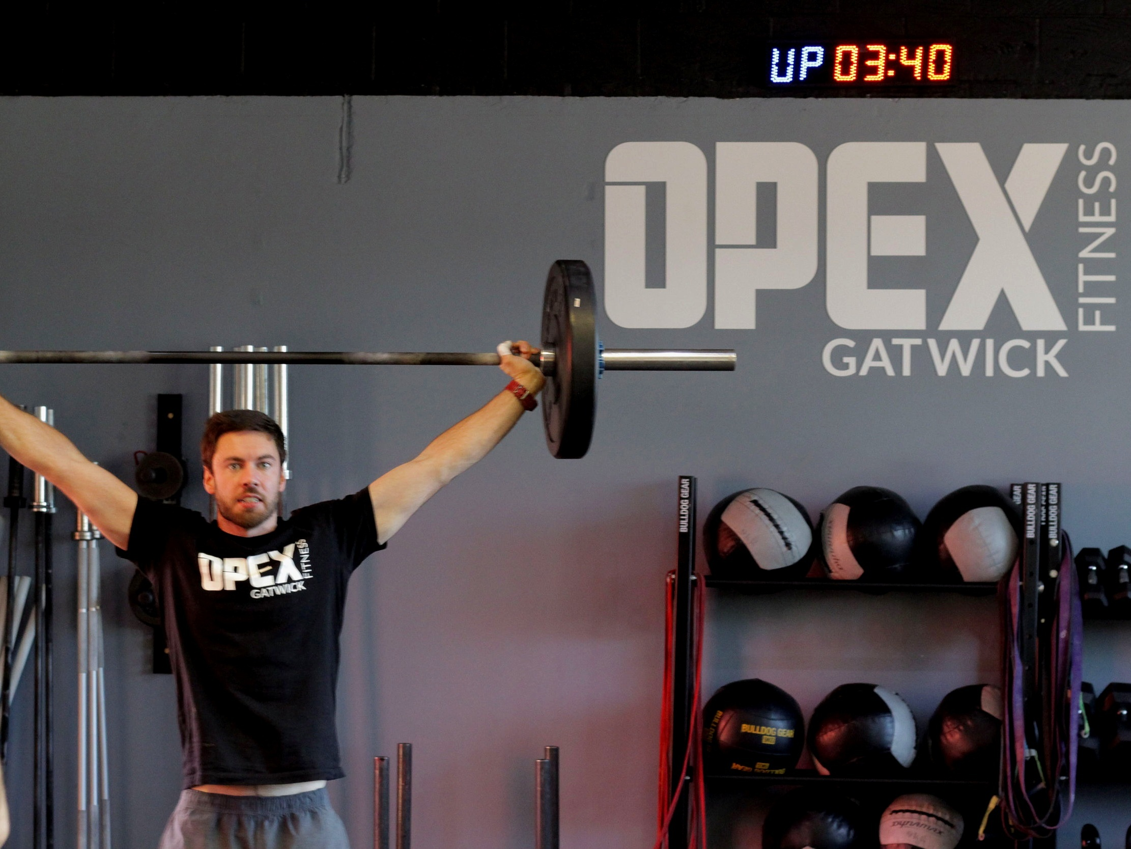 Our OPEX Family - Meet our family of OPEX private gyms in the UK
