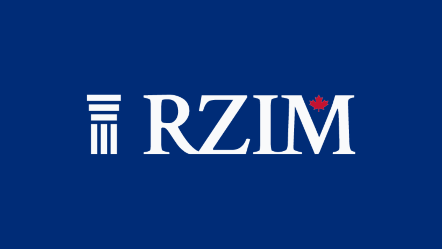RZIM to Lay Off 60% of Staff, End Apologetics Ministry, and Restructure as Grant-Making Organization to Support Evangelism and Abuse Victims