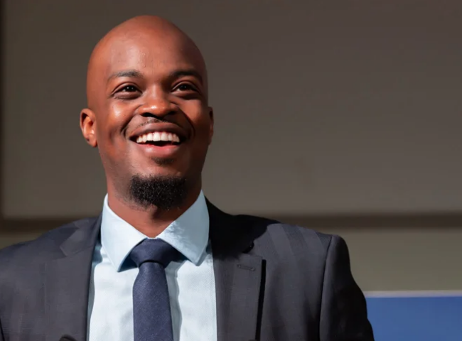 Photograph: George The Poet