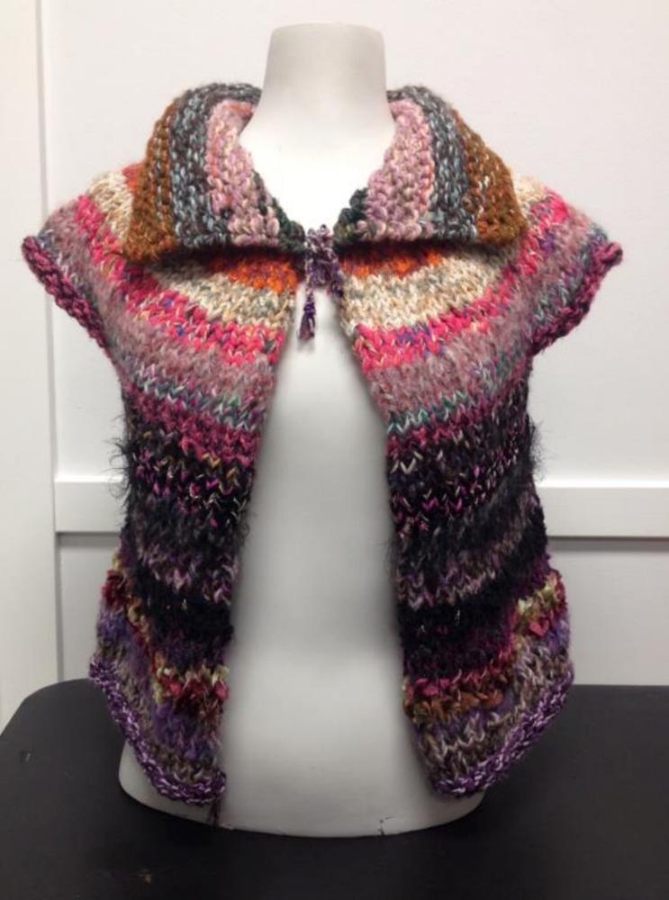 Oriental Short Sleeve Top by Nancy Riek