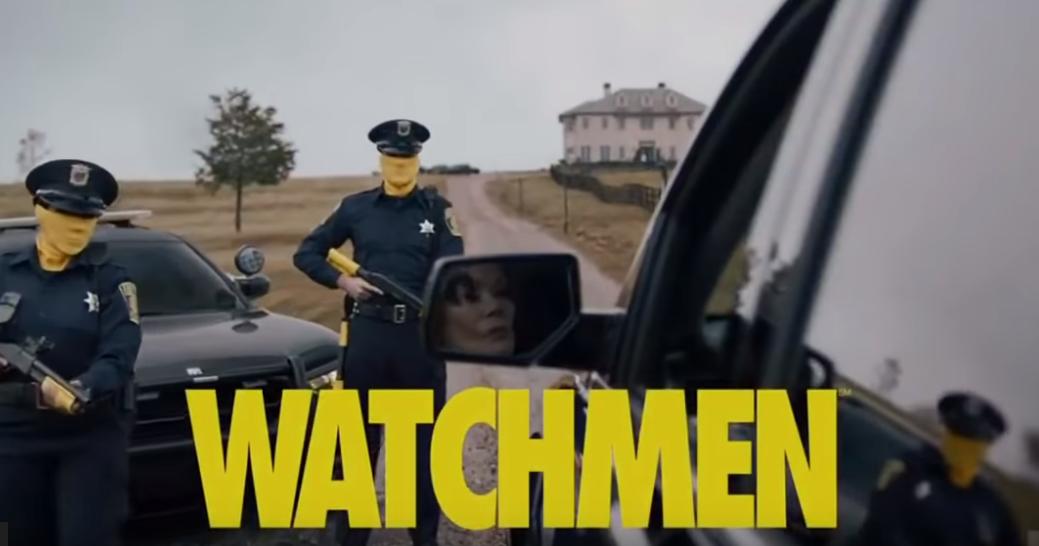 """""""Watchmen"""" HBO"""