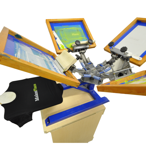 screen printing - We also offer traditional screen printing services. Read more below to see which printing method is best for your next project.