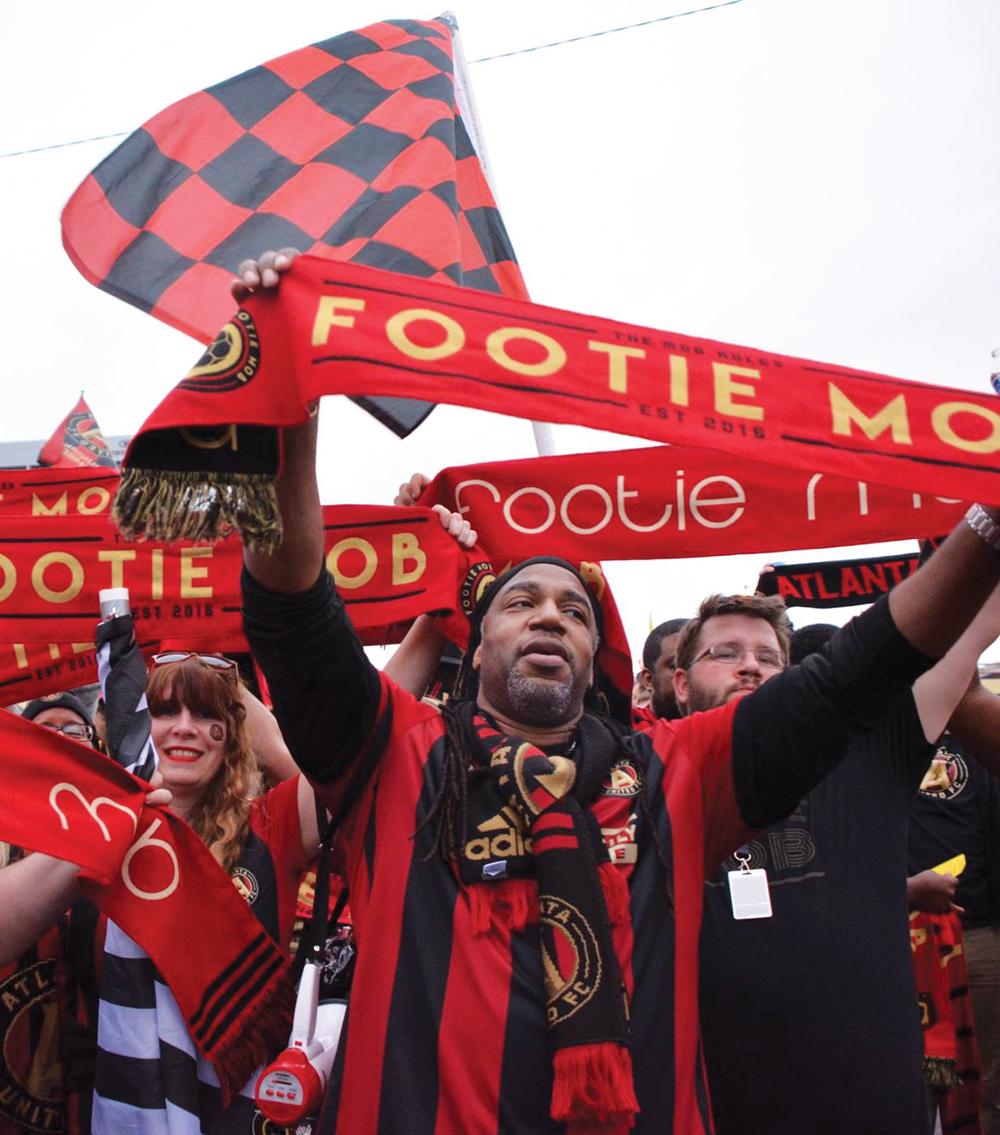 Footie Mob ATL