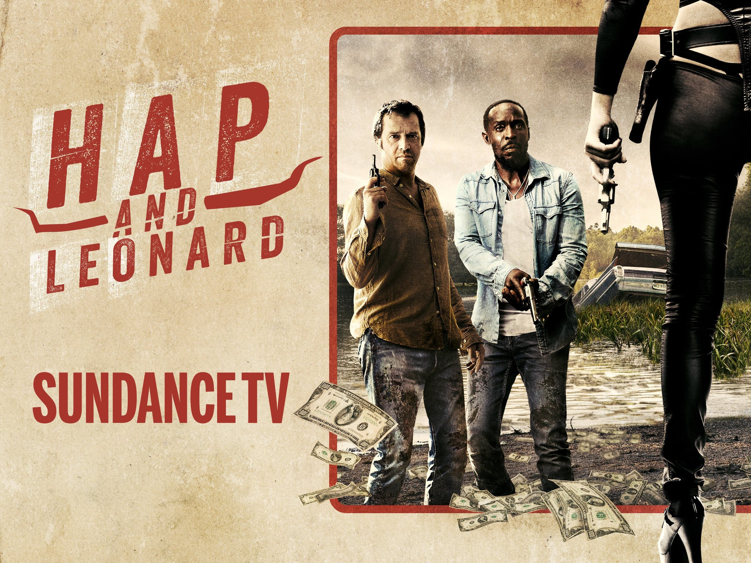 """Hap and Leonard"" SundanceTV"