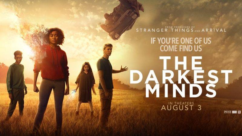"""The Darkest Minds"""