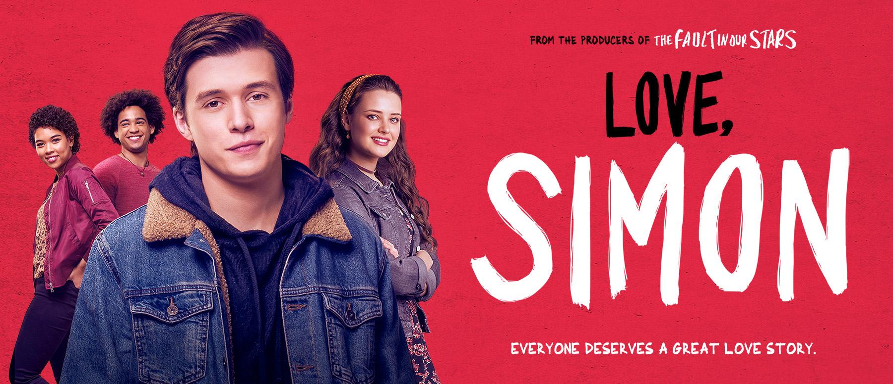 """""""Love, Simon"""""""