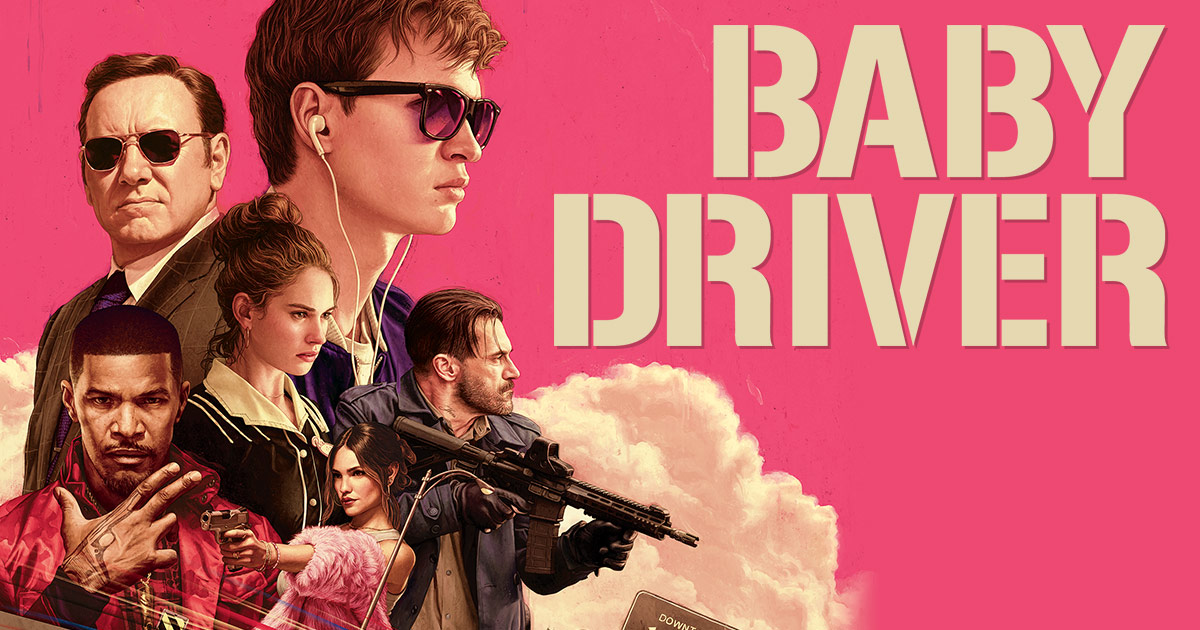 """""""Baby Driver"""""""