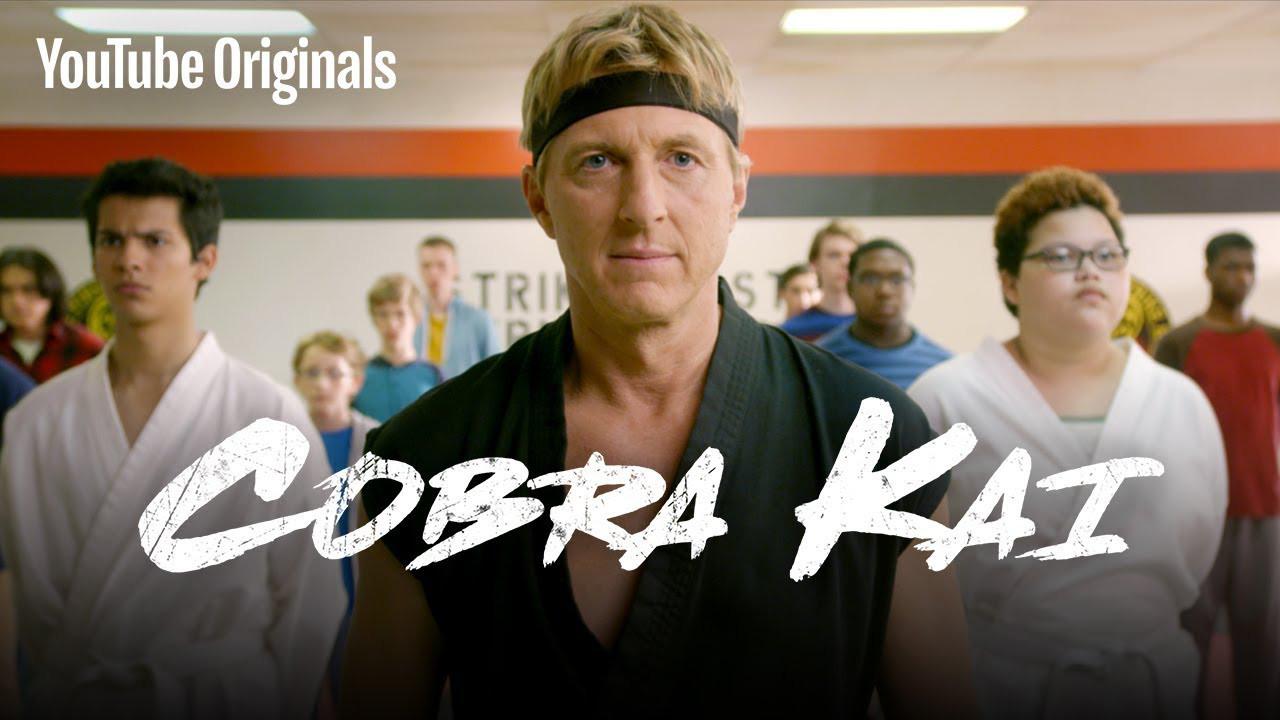 """""""Cobra Kai"""" YouTube"""