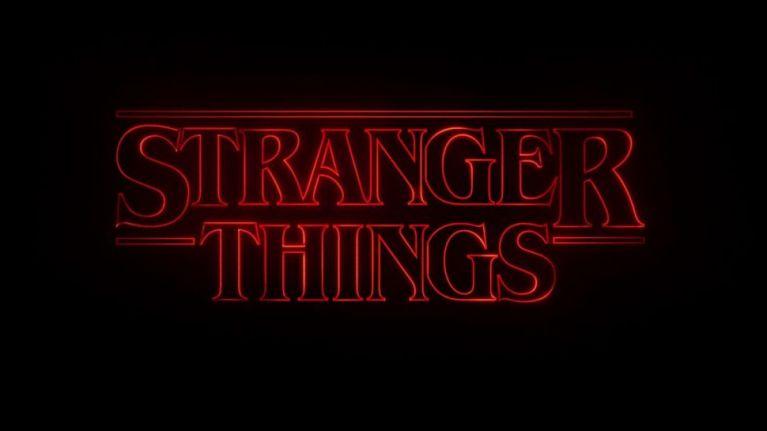 """""""Stranger Things"""" Netflix"""