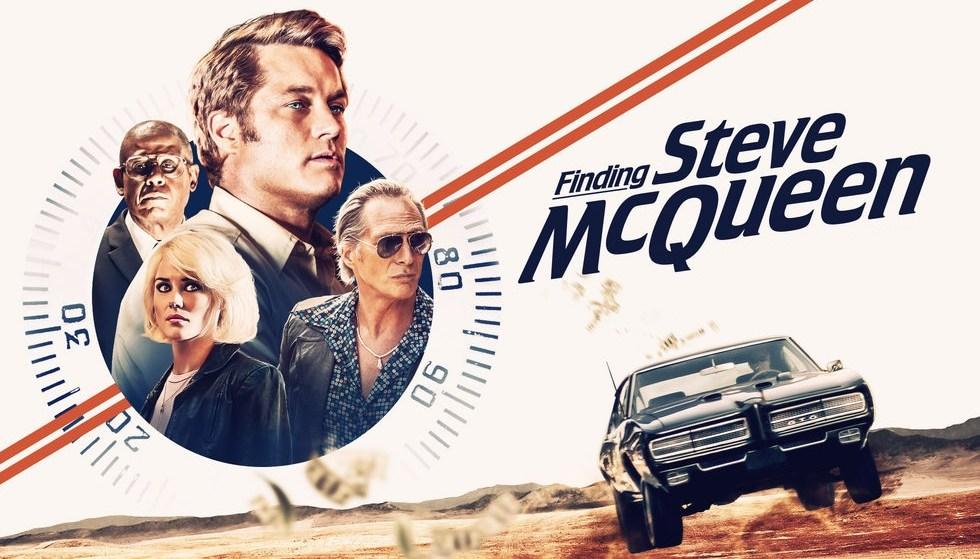 """Finding Steve McQueen"""