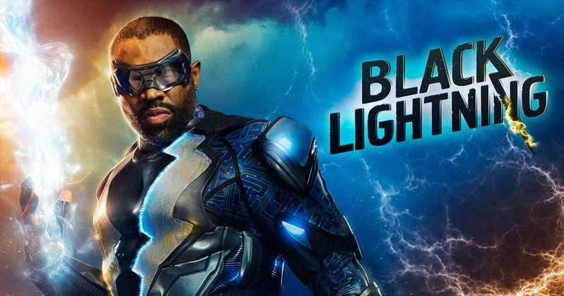"""""""Black Lightning"""""""