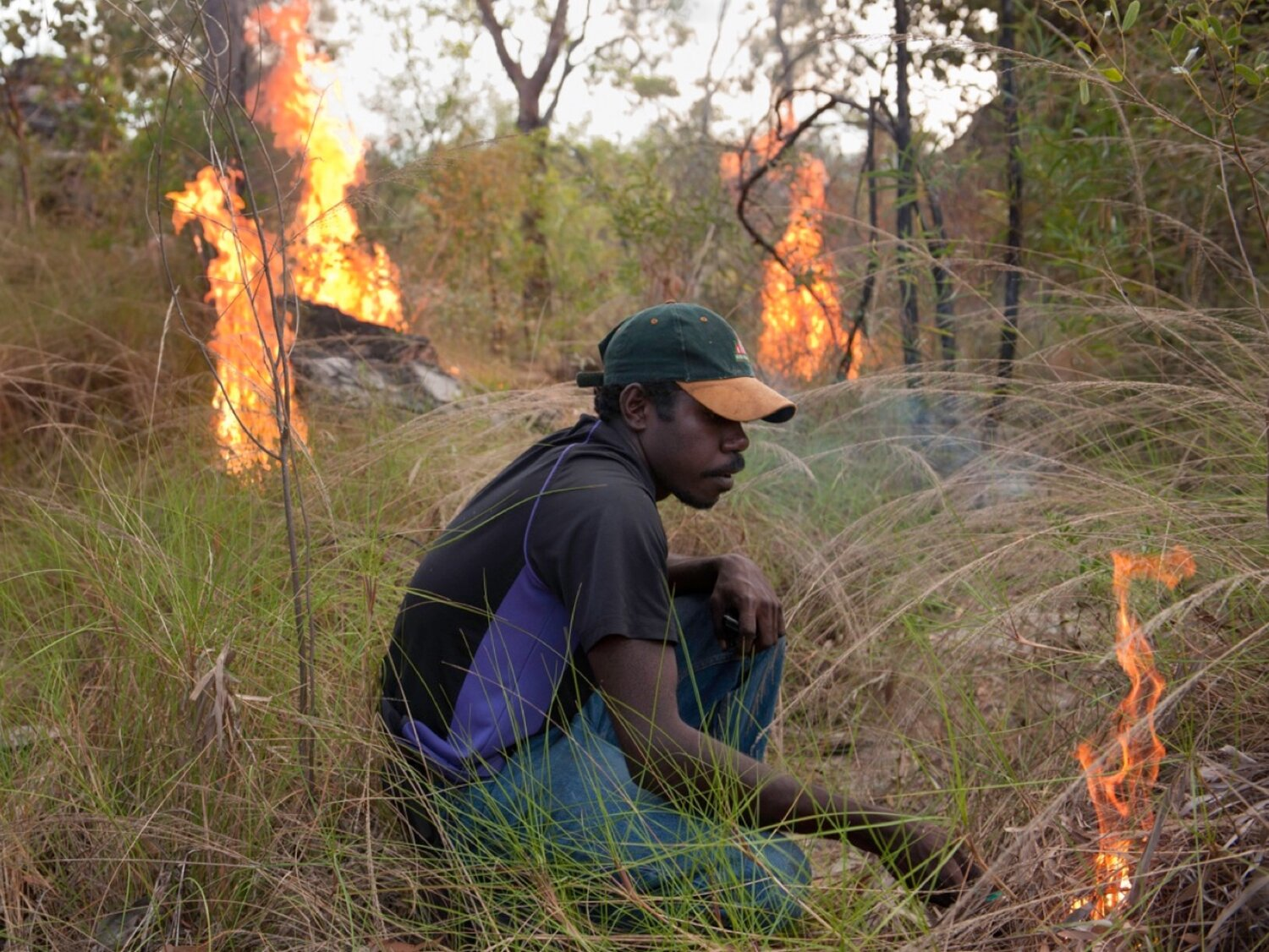Drawing from Australian experience. - Combining traditional fire management practices with innovative scientific methodologies and a system of verification has led to valuable economic, social and cultural benefits for remote Indigenous communities in northern Australia. The success of the Australian experience inspired the ISFMI. The vision is to support Indigenous communities around the world to reignite their own fire management traditions.