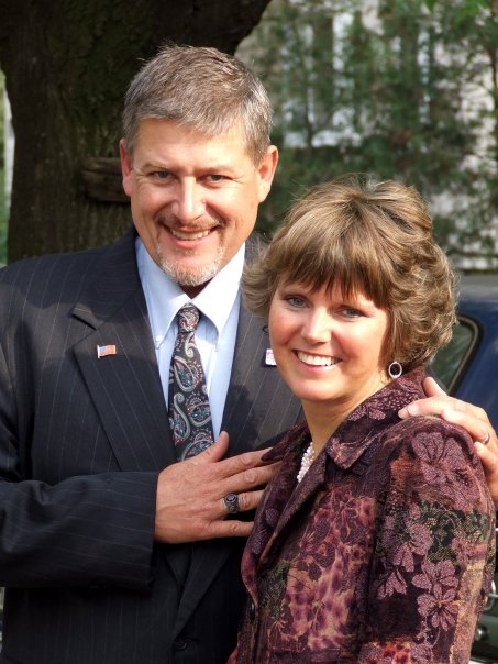 Keith & Margie Brown - Missionaries with International Teams, Bulgaria