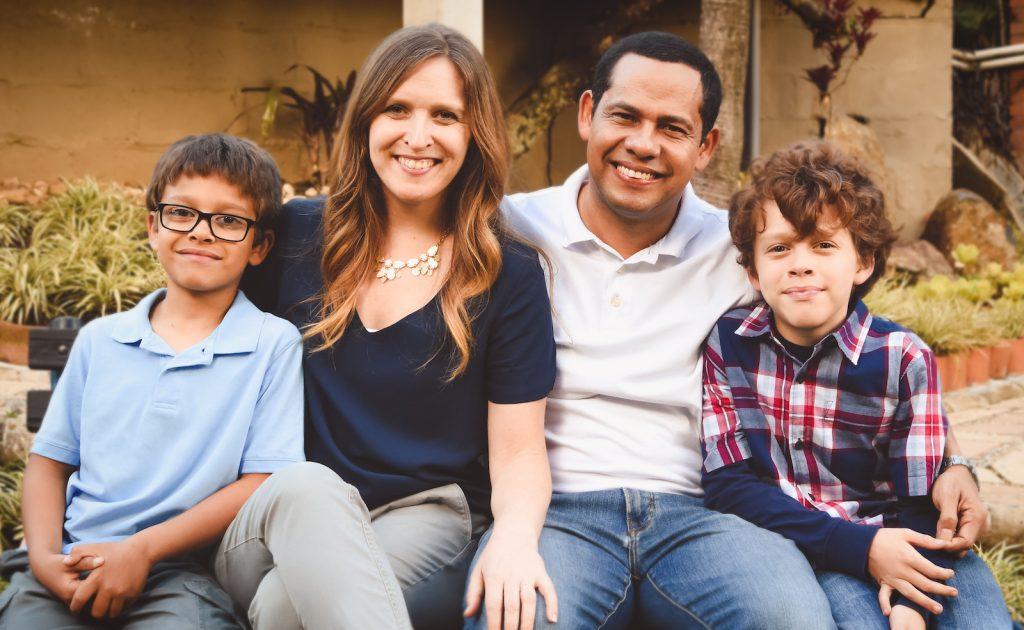 Kati & Julio Isaza - Evangelical Covenant Church, Colombia
