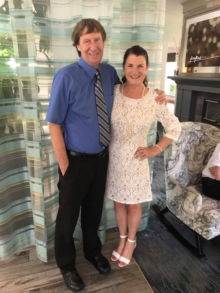 Larry & Nina Thiel - InterVarsity Christian Fellowship
