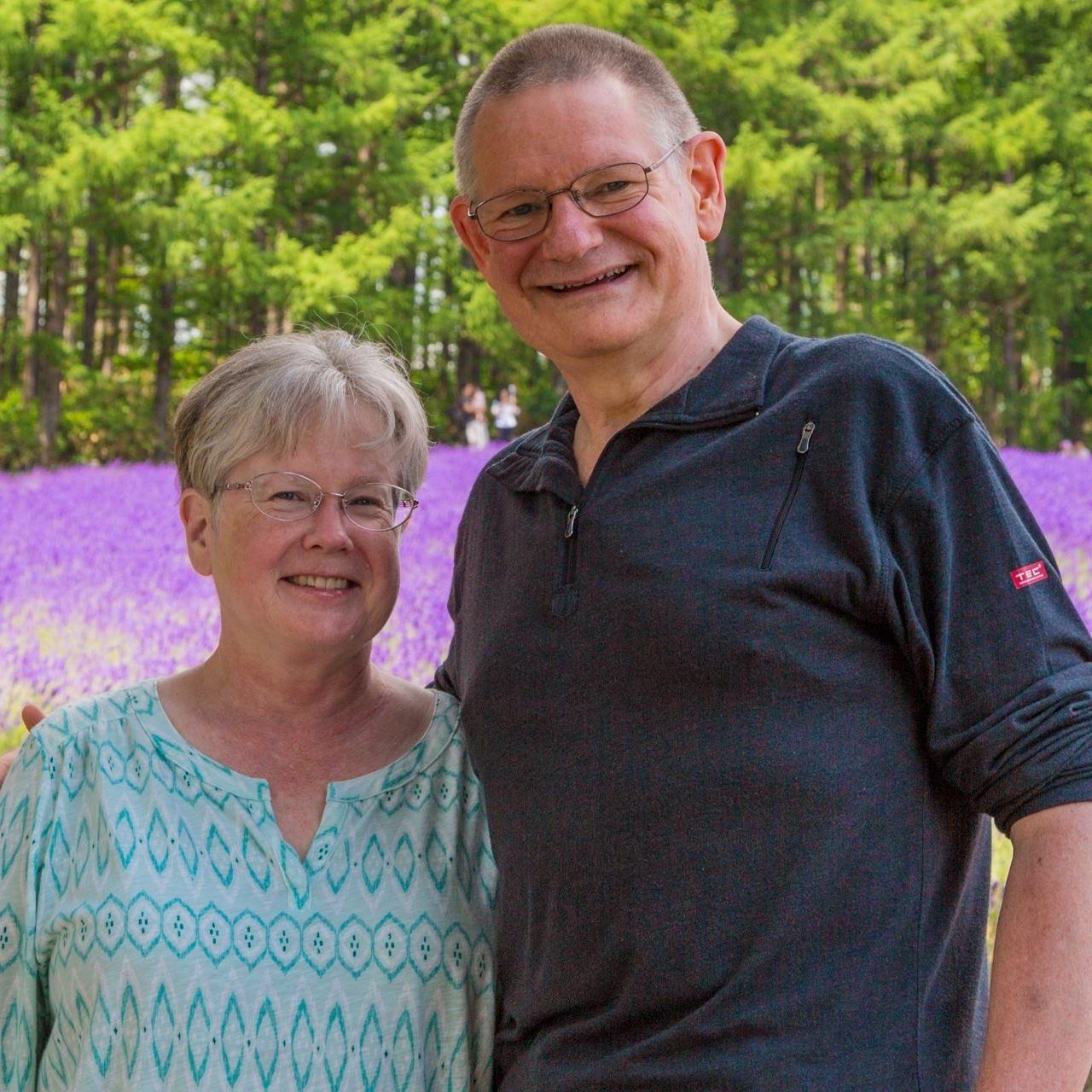 Karen & Dale Viljoen - Overeseas Missionary Fellowship, Japan