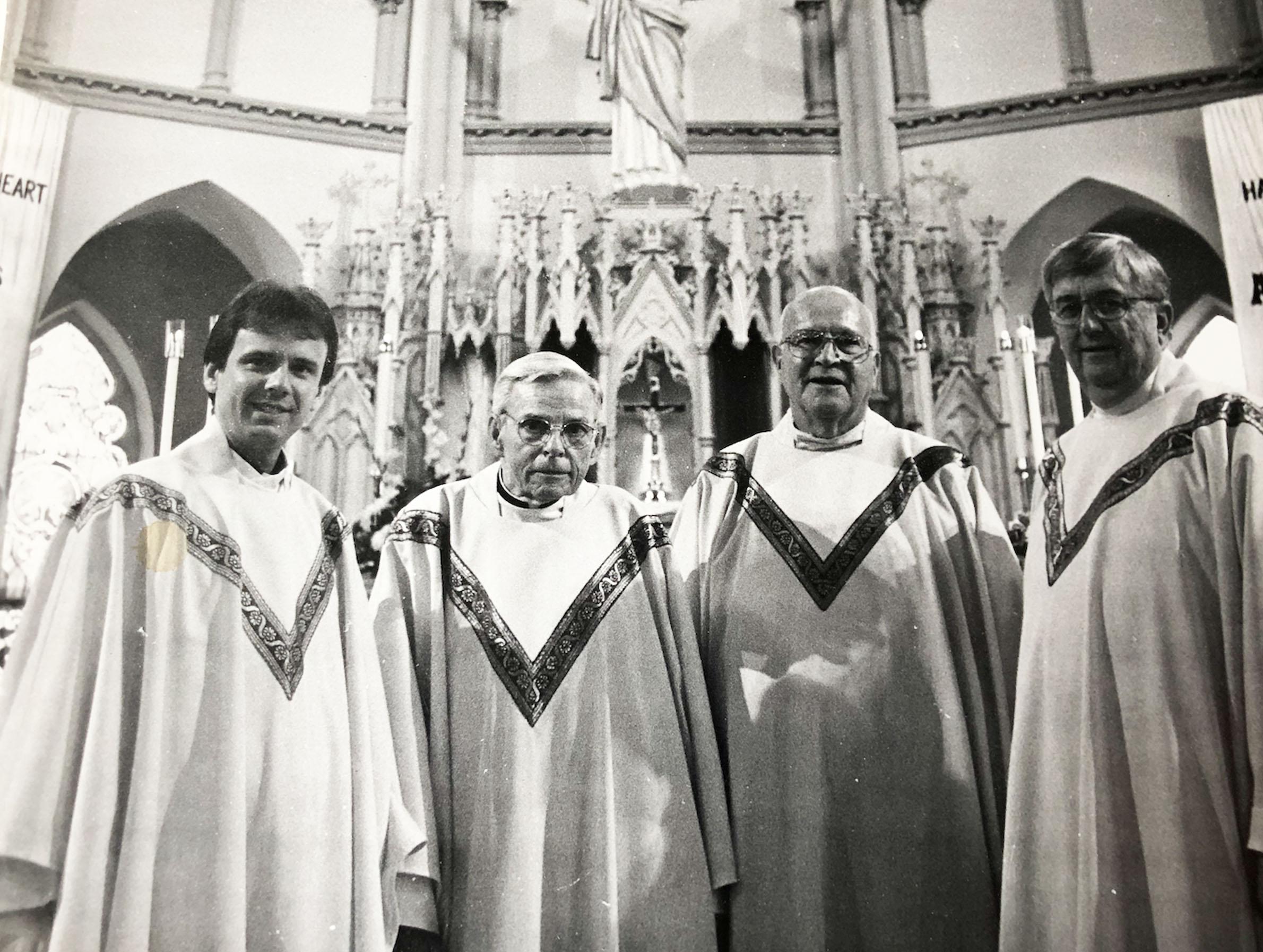 Sacred Heart's 100th Jubilee Celebration