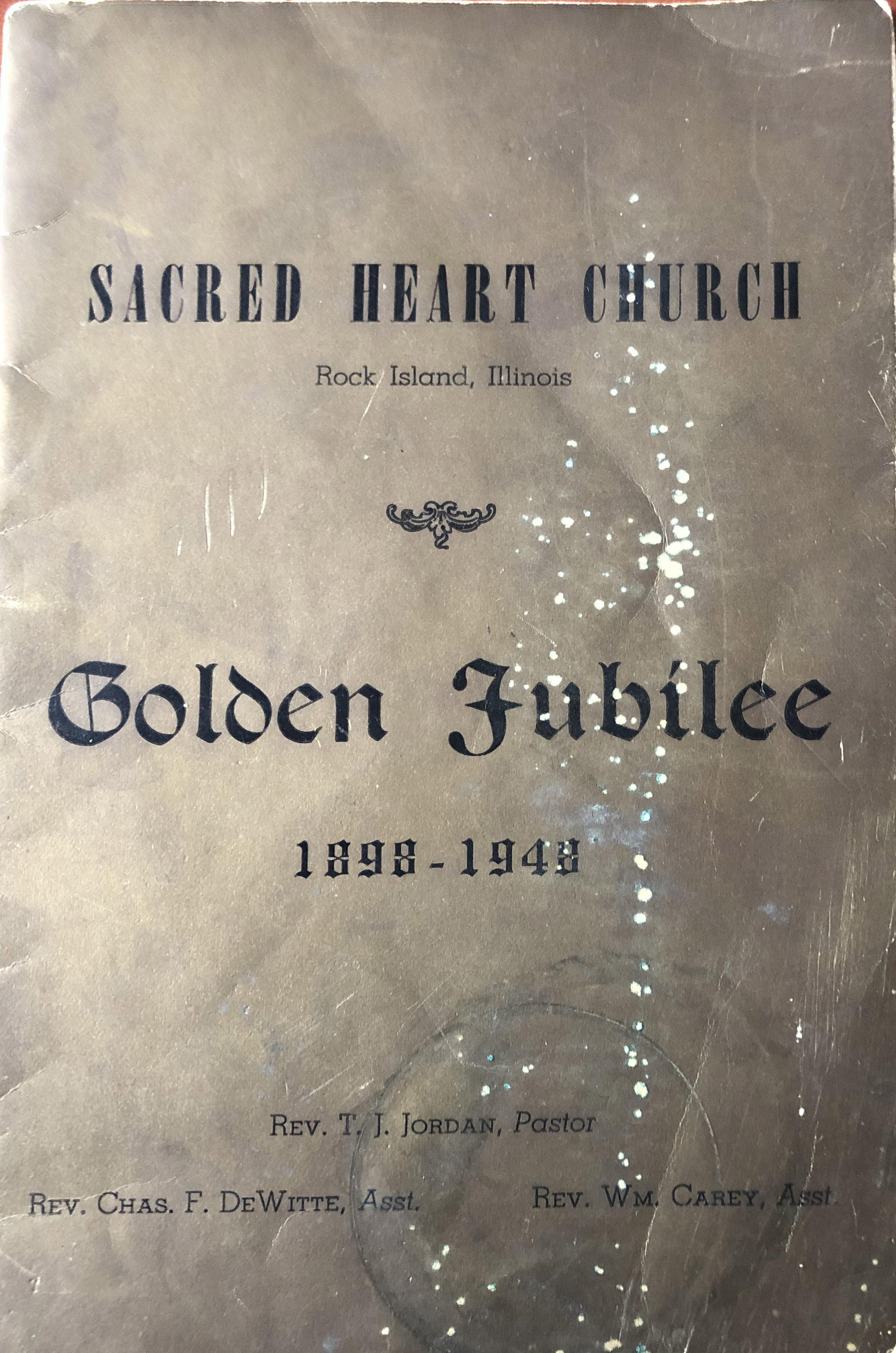 Golden Jubilee Celebration, 1949